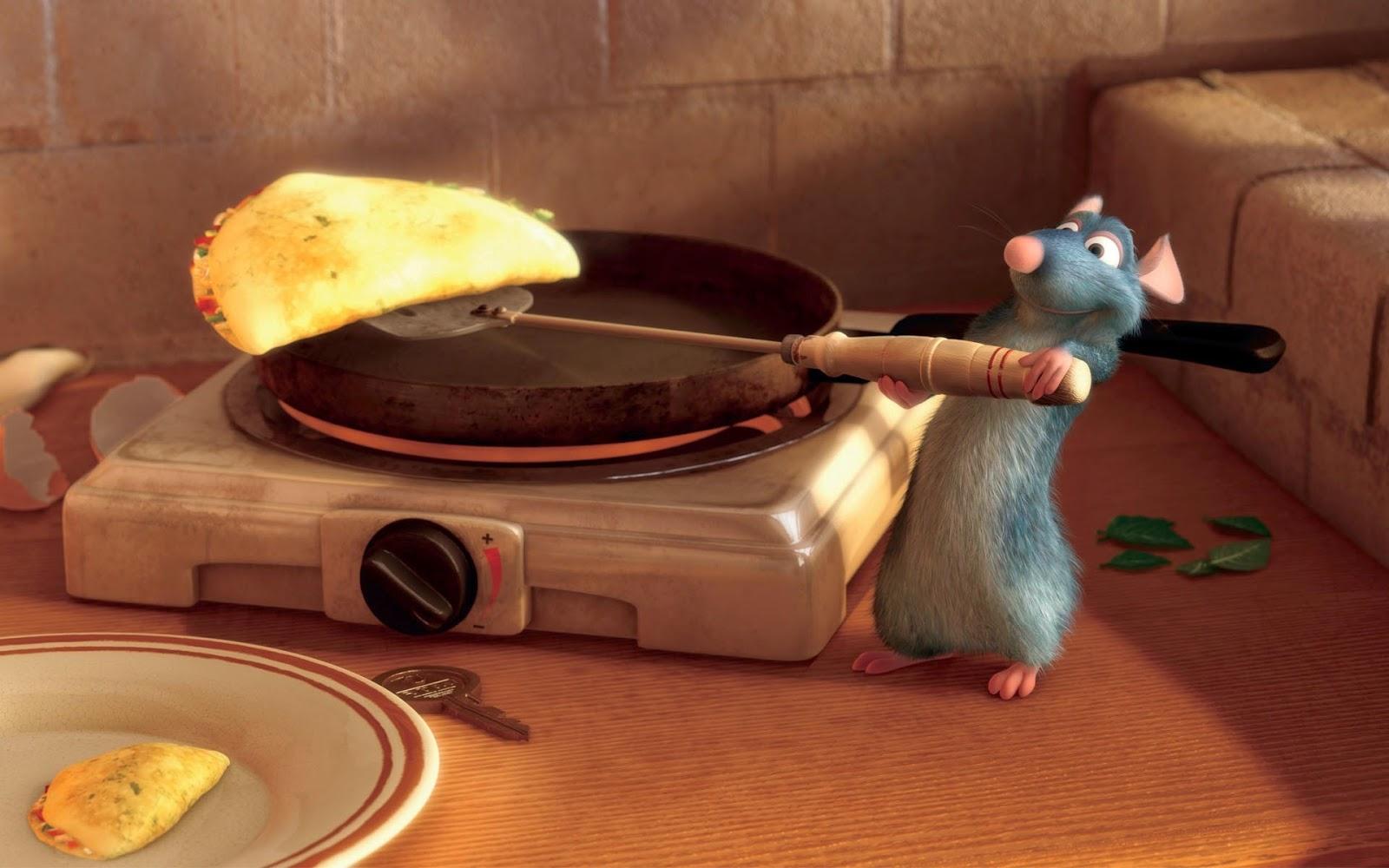 """10 Anos De """"Ratatouille"""": """"Qualquer Um Pode Cozinhar"""""""