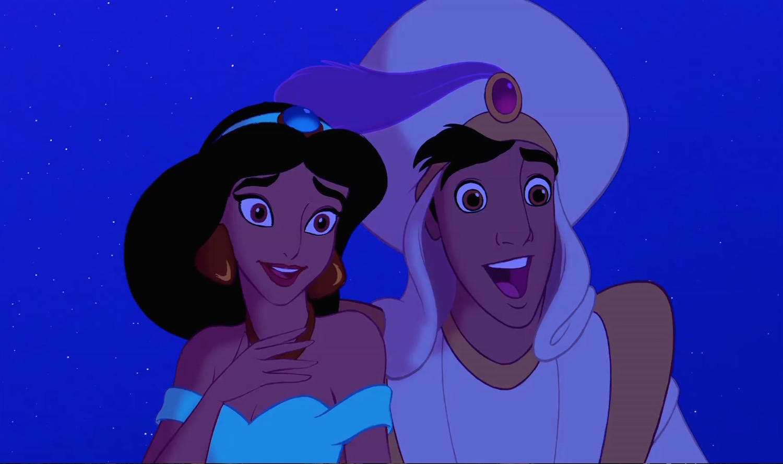 Os 25 Anos De Aladdin