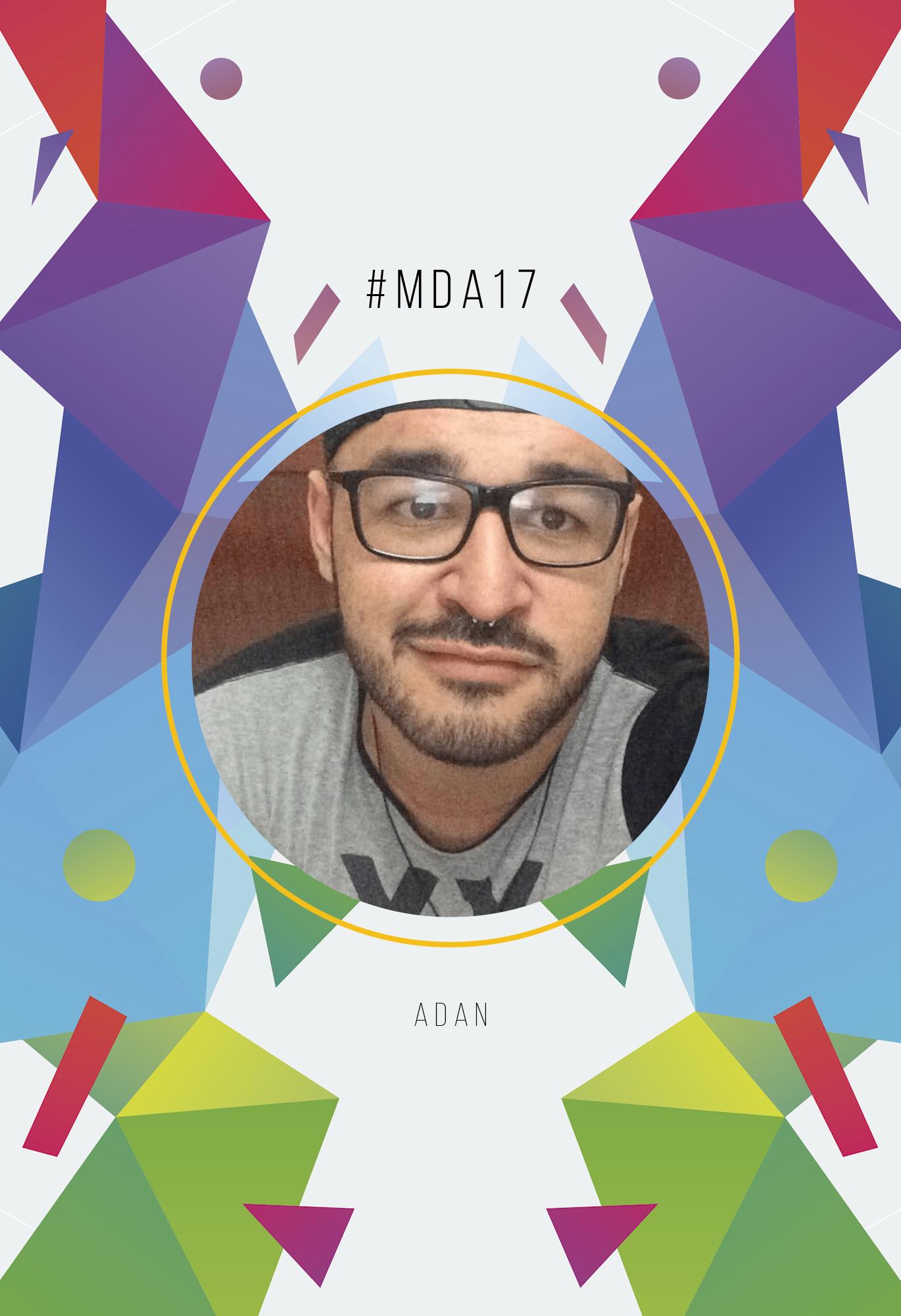 Lista Individual: Adan // #MdA17