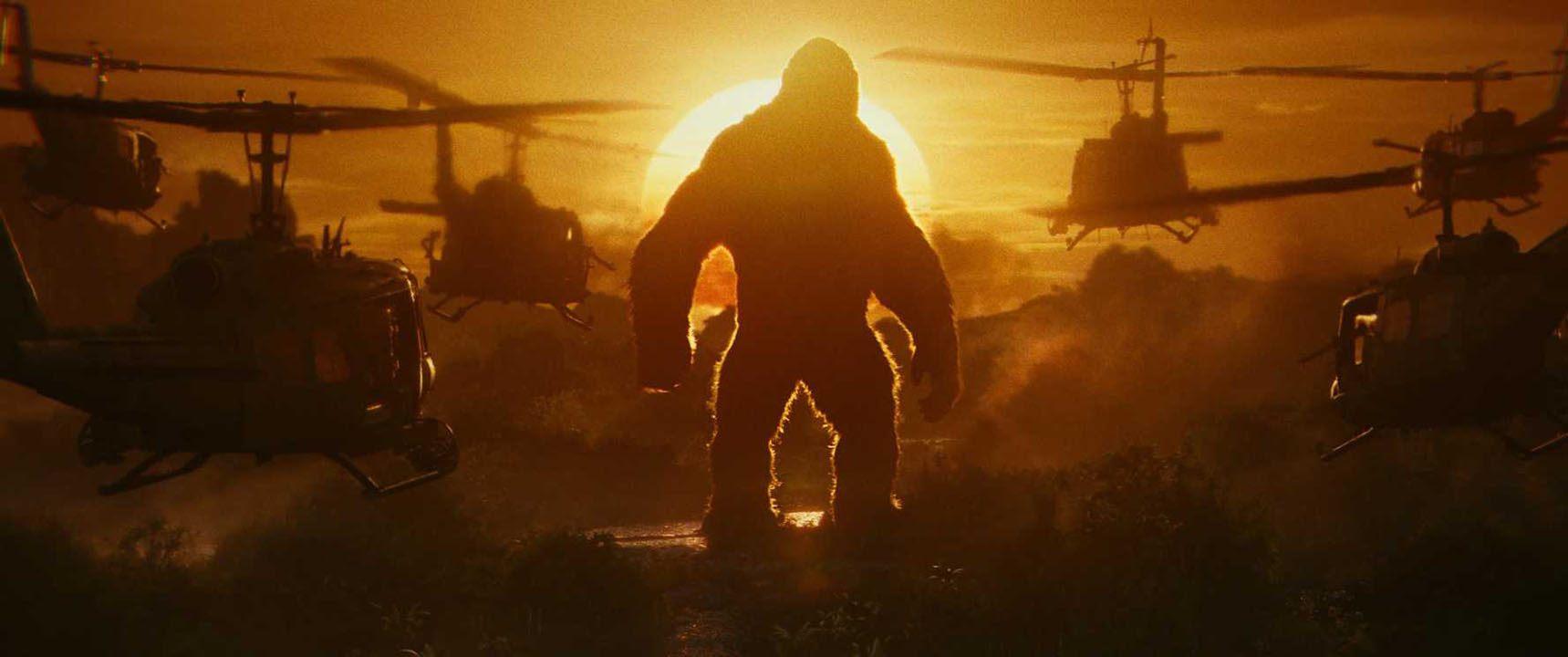 A Volta Pop De King Kong