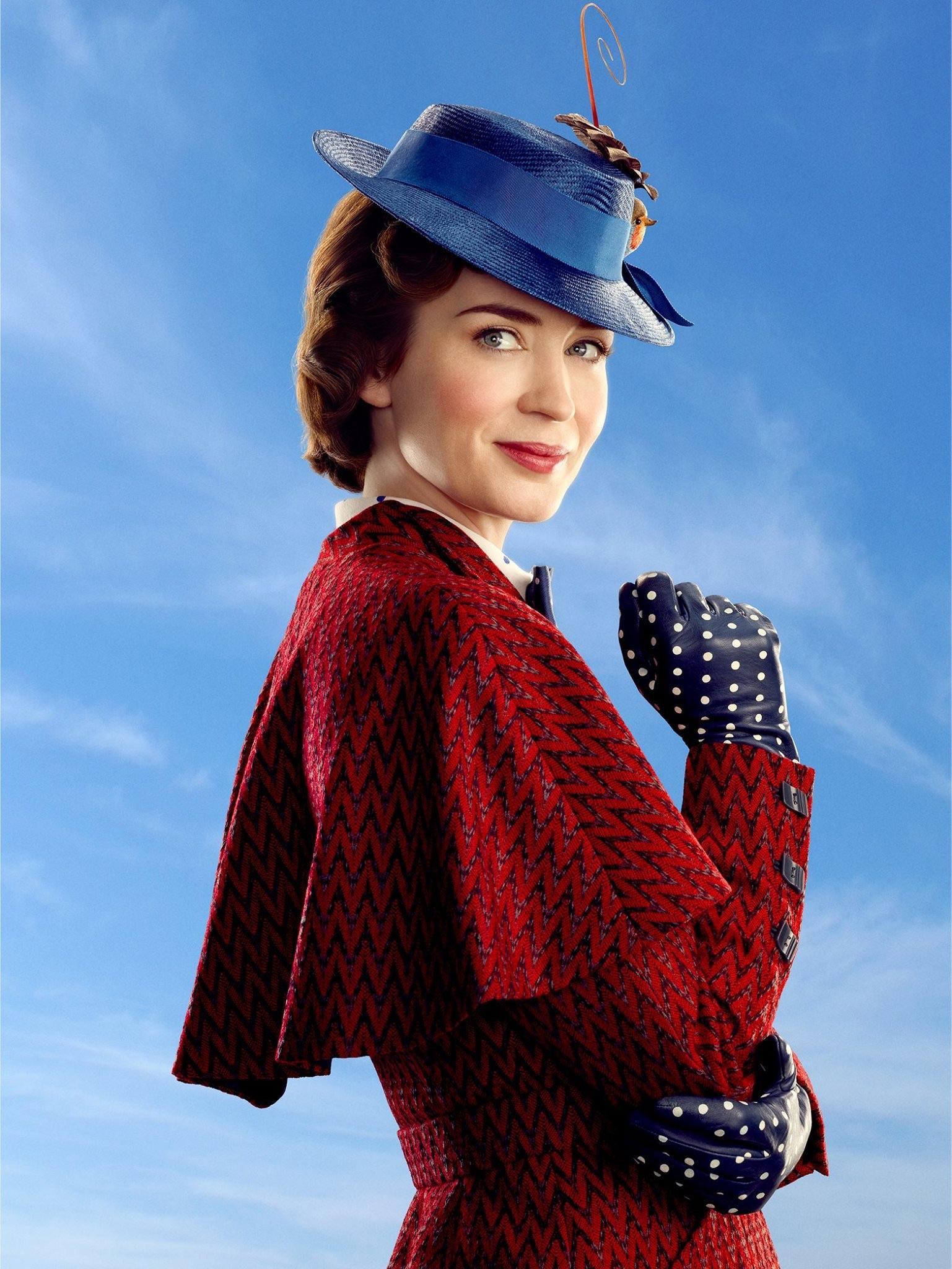 Mary Poppins: Praticamente Perfeita Em Todos Os Sentidos