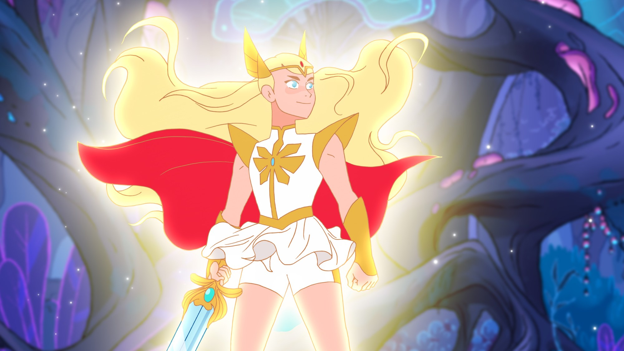 As Aventuras De She-Ra E Das Princesas Do Poder