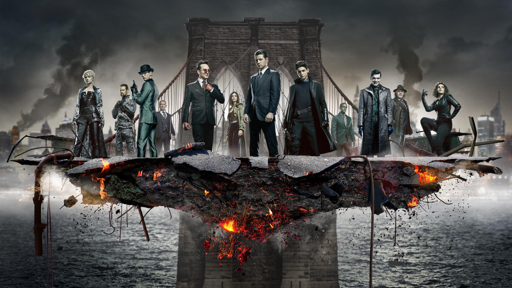 A Gotham De Jim Gordon