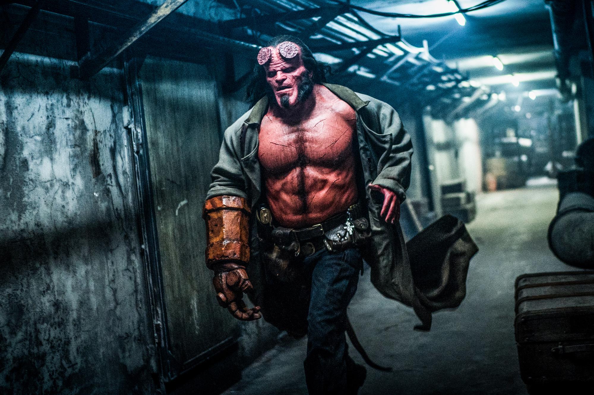 Seria Melhor Se Hellboy Estivesse No Inferno
