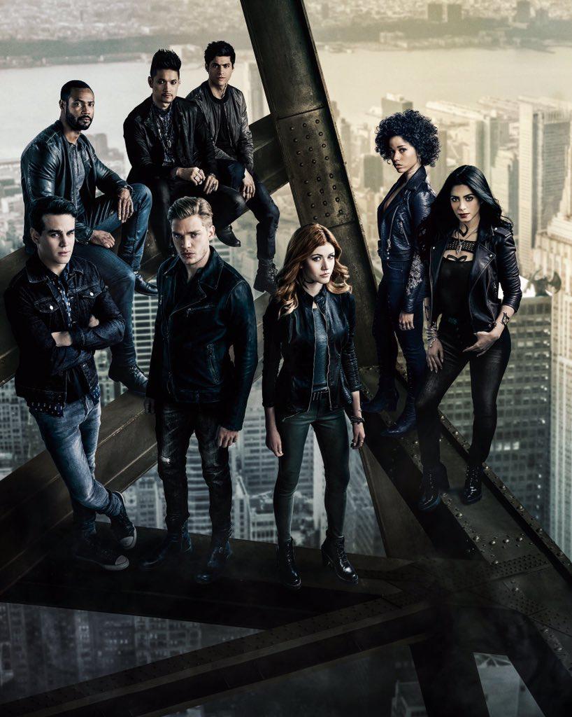 """Na Netflix   """"Shadowhunters"""": O Inevitável Fim De Shadowhunters"""