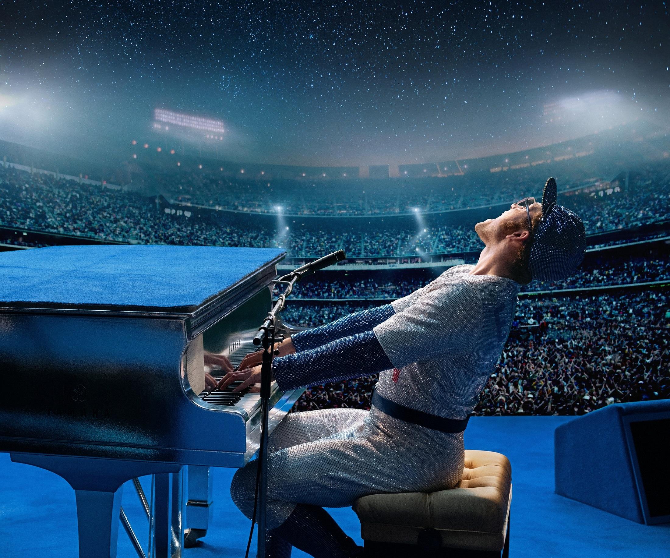 Uma Cinebiografia Digna Para Elton John